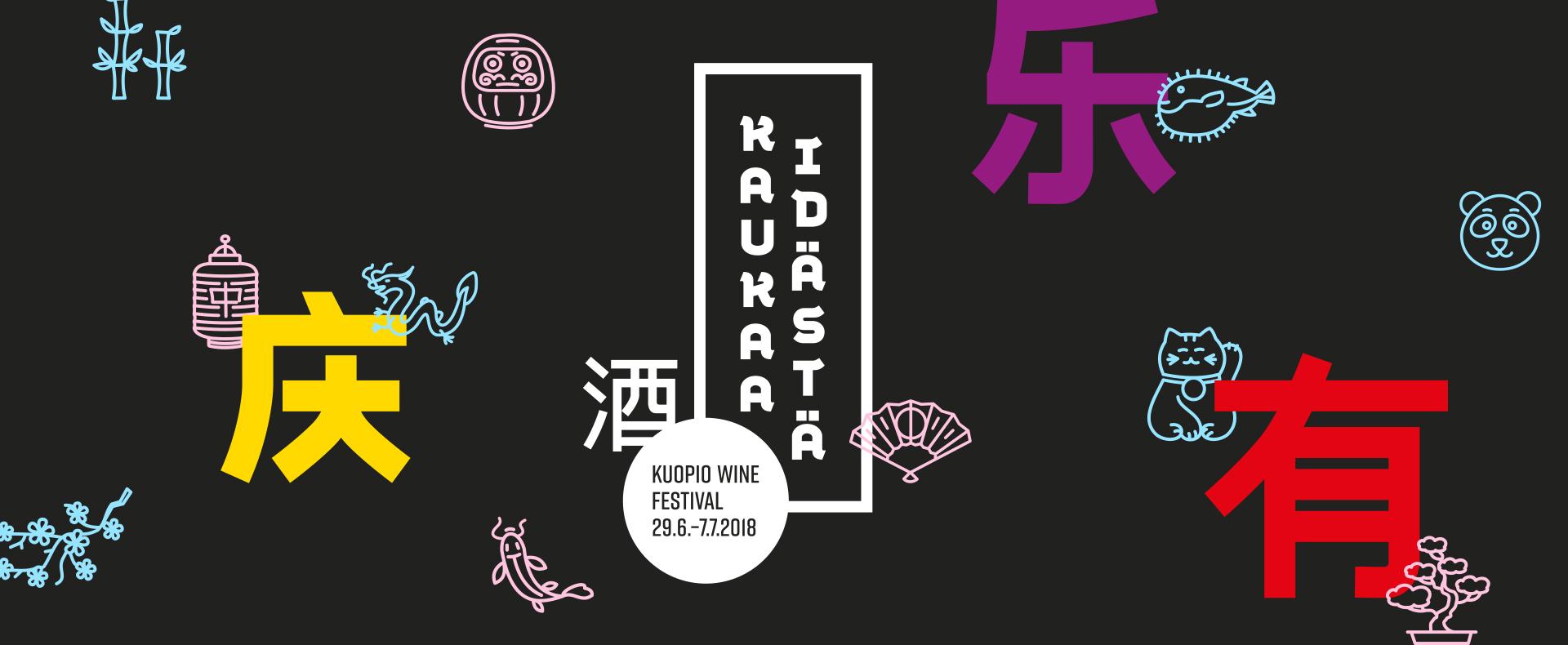Kuvahaun tulos haulle kuopio wine festival 2018